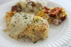 Chicken Cordon Bleu - Tried this, and it was delic! and very easy, like the recipe says!