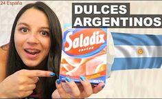 ¡Probando CIENTOS de Dulces ARGENTINOS!   EXPCASEROS