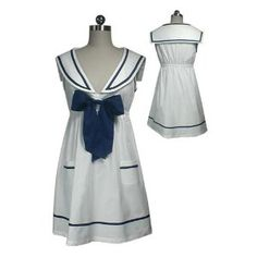 Summer Sailor Dress