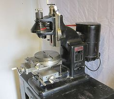 BCA MK3 - JIG BORER / VERTICAL MILLING MACHINE - model engineer - myford - lathe