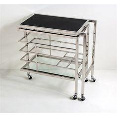 Interlude Home Maxwell Bar Cart 158047