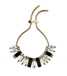 Lanvin Statement Choker - Shop more must-have accessories for fall: http://shop.harpersbazaar.com/trends/must-haves/