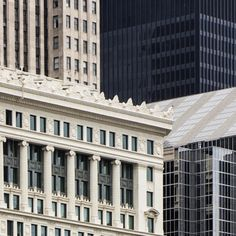 Urban Journey in the Geometric Architecture of Chicago8