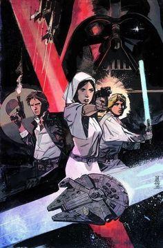 Star Wars by Alex Maleev