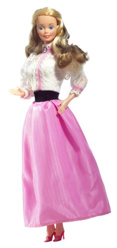 1983 Angel Face Barbie