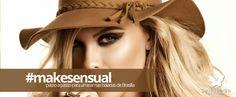 Studio Sandra Martins de Estética Facial | Passo a passo make sensual para o final de semana em Brasília! - Studio Sandra Martins de Estética Facial