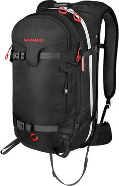 Mammut Ride 30L Protection Airbag 3.0 Backpack Ski Touring 8591d769bc8ea