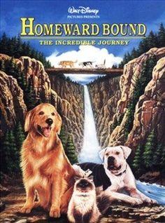 奇跡の旅 Homeward Bound The Incredible Journey (1993)