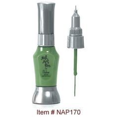 NUBAR TWO WAY NAIL ART PEN NAP170 SPRING GREEN by Nubar *** Read more reviews of the product by visiting the link on the image. (This is an affiliate link) #NailArtEquipment