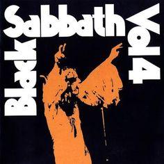 Black Sabbath-Vol. 4. - as bases do heavy metal