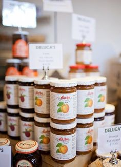 Deluca's Italian Deli, The Americana at Brand, Jam
