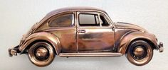 Bronze your son's favorite toy car! :) Cute idea so it can be kept and passed onto future generations! www.bronzery.com