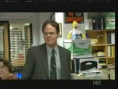 Conan's emmy introduction.  Includes:  Lost, The Office, 24, House, South Park, and To Catch a Predator. :)