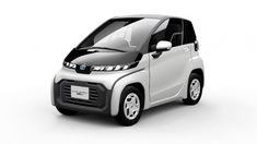Smart Fortwo, Small Electric Cars, Electric Car Concept, Electric Vehicle, Electric Trike, Urban Electric, Compact, Fuel Cell Cars, Tokyo Motor Show