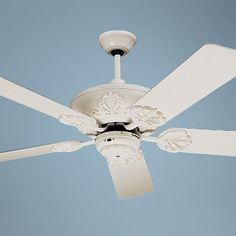 52 casa chic rubbed white ceiling fan white ceiling fan white 52 casa chic rubbed white ceiling fan white ceiling fan white ceiling and ceiling fan aloadofball Choice Image