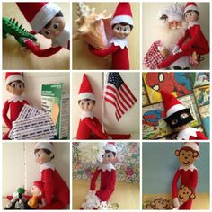 10 Creative Elf On T