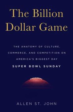 Covering the political snafus, the organizational nightmares, and the well-oiled hype machine, St. John weaves a fascinating portrait of the NFL and the Super Bowland examines how all the elements miraculously come together to create the biggest cultural phenomenon in American sport.