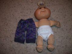 Simple Diaper-Sewing Tutorials: Simple Doll FOE Diaper