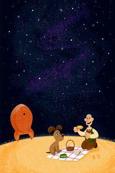 Poolga - Wallace & Gromit - Eren Unten for Silver Screen Society