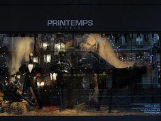 Lanvin Printemps window