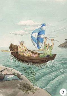35-Illustrations divers artistes H ( Inge Look )