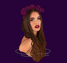 #lali Type Art, Types Of Art, Mariano Martinez, Photo Manipulation, 2 Colours, Outline, Disney Characters, Fictional Characters, Queen
