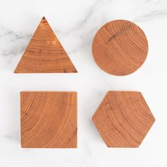 Holiday Gift Guide for Cocktail Enthusiasts – Carpenter Hill  Geometric Coasters: The Geometric Coasters are handmade of stunning reclaimed heart pine end grain, cut into basic geometric shapes. They come in a set of four and are packaged in a gift box for convenient giving.