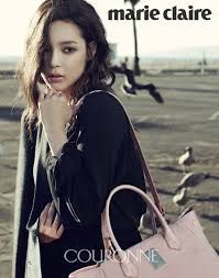Park Si Yeon (박시연) Marie Claire