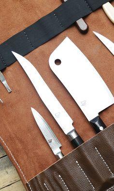 Οι 11 καλύτερες εικόνες του πίνακα leather knife roll chef knives ... 92e3242b964b