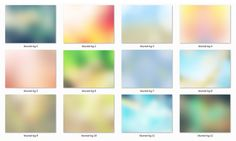 Free blurred background graphics for your #elearning and #PowerPoint projects