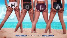 Flo Rida - Hola feat. Maluma (Official Audio)