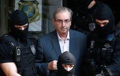 """Jornalista Douglas: """"Meu silêncio não está a venda"""" disse Cunha à PF -..."""