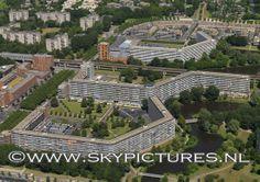 Flats in Bijlmermeer