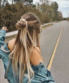Cute Hairstyles For Teens, Cute Hairstyles For Medium Hair, Daily Hairstyles, Teen Hairstyles, Medium Hair Styles, Braided Hairstyles, Long Hair Styles, Beautiful Hairstyles, Hairstyle Ideas