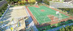 Residencial Terra Brasil - Porto Velho - 2 quartos - 73 m² - CASAALTA Construções