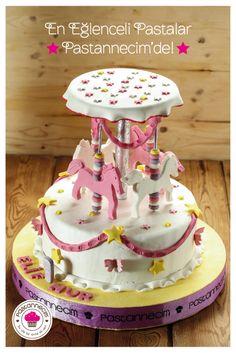 eğlenceli pastalar