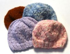 great site for video tutorials. Lot of information for beginning knitters