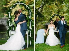 Midland, MI Wedding // Bethany & Brad   Dow Gardens   Dan Stewart Photography