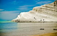 Rather unknown but really special places in Italy.  Favorites => Scala dei Turchi- Empedocle, Sicily; Santa Maria dell'Isola, Tropea; Three peaks- Dolomites, Tyrol; Monte Titano, San Marino