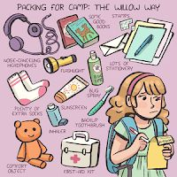 Camp by Kayla Miller, 224 pp, RL 4 Babysitters Club Books, Popular Book Series, Book Reviews For Kids, Camping Packing, Ya Novels, Chapter Books, Great Books, Book 1, Diy For Kids