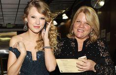 happy mother's day andrea swift | Taylor Swift, Andrea Swift