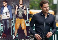 Moda masculina - Grifes que estão bombando - Sergio K, John John e Dudalina
