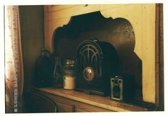 1930s radio in kitchen - Google Search