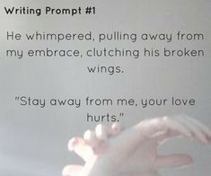 Writing prompt #1