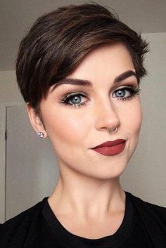 1797 Best Hair Dos Images In 2019 Pixie Hairstyles Pixie Cut