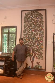 """Designer Gaurang Shah's """"Kalpavriksha- The Sacred Tree of Life"""" Showcased http://fashion.sholoanabangaliana.in/designer-gaurang-shahs-kalpavriksha-the-sacred-tree-of-life-showcased/"""