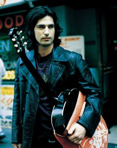 Pete Yorn.  Could listen to his music all day.