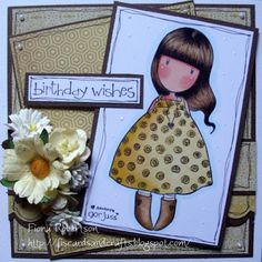 Fis cards and crafts: Some gorjussness....