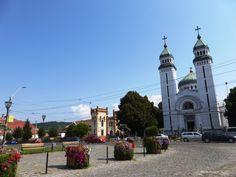 Biserica Ortodoxă - Mediaș San Francisco Ferry, Romania, Building, Travel, Viajes, Buildings, Destinations, Traveling, Trips