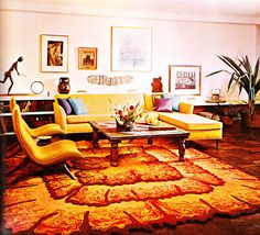Captive Wild Woman: Decorating Ideas For Every Room In Your Home - 1969